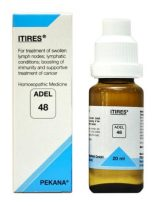 ADEL 48 ITIRES homeopathic drops for treatment of swollen lymph nodes, cancer