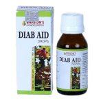 Bakson Diab Aid Drops - Homeopathy medicine for Diabetes, Sugar control