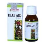 Bakson Diab Aid Drops - Homeopathy medicine for Diabetes, Sugar control