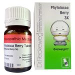 Dr.Reckeweg phytolacca berry tablets for weight loss, obesity treatment