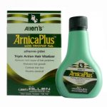 Allen Arnica plus with triofer, Triple action hair vitalizer, for hair growth, hair loss Dandruff