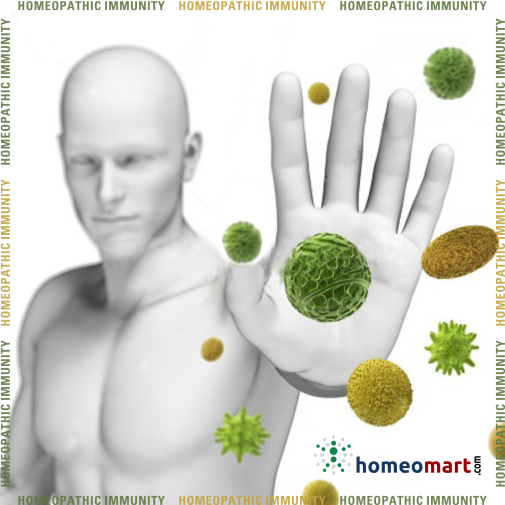 immunity builder products in homeopathy