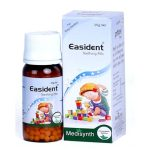 Medisynth EASIDENT Homeopathy Teething Pills for easy dentition in Infants
