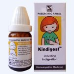 Schwabe Kindigest Globules for Indigestion in children and infants. Homeopathic medicine, safe for kids