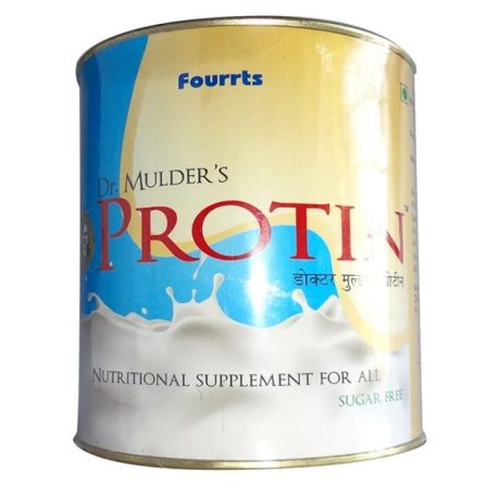 Dr.Mulder's PROTIN with Whey Protein, muscle builder homeopathy medicine