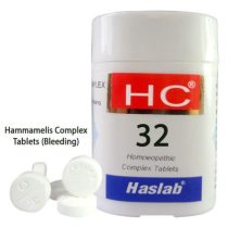 Haslab HC-32 Hmamelis Complex Tablets for Bleedingam