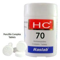 Haslab HC-70 Pencillin Complex Tablets