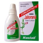 Haslab Jaborand Hair Lotion Concentrate for Hair fall, Grey hair. Contains Jaborandi, Arnica, Cantharis, Calendula Off