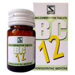 Schwabe Bioplasgen/Biocombination No 12 for Headache