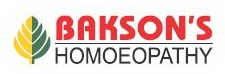 Baksons Homeopathy company Log0