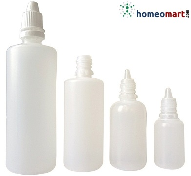 Homeopathic Liquid dropper bottles royal deluxe, homeopathy packaging materials
