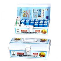 SBL Homeopathic Home Kit, Emergency safe medicines for first Aid. For treatment of 22 common ailments like Acidity, Acne, Bruises, Burns, Colic (Pain), Common cold , Constipation, Cough, Cuts, Diarrhea (loose motions), Ear ache, Flatulence, Indigestion, Insect Bite, Muscle cramps, Joint Pain, Sleeplessness, Tonsillitis, Toothache, Trauma, Travel sickness, Vomiting