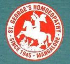 St.Georges Homoeopathy Logo