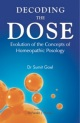 Homeopathic Book -Decoding the Dose - Dr Sumit Goel