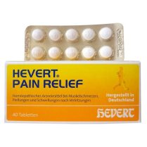 Hevert - German Homeopathic medicine for Pain relief, Joint pain