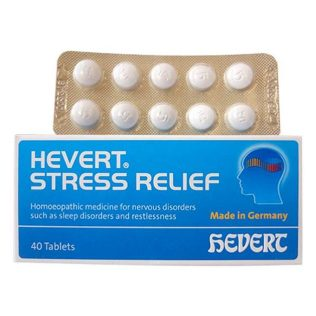 German Homeopathic medicine for stress relief, nervous disorders, sleeplessness (sleep disorder), restlessness