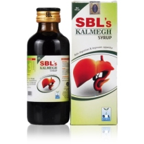 SBL Kalmegh Syrup Aids Digestion and Improves Appetite