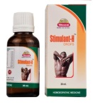 Wheezal Stimulant H Drops for erectile dysfunction, premature ejaculation