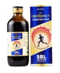 SBL Orthomuv Sugar Free Syrup for Muscle and Joint Pain