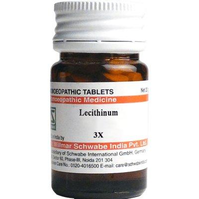 Hoemopathy Lecithinum Tablets