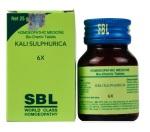 SBL Biochemics Tablets Kali Sulphuricum 3x, 6x, 12x, 30x, 200x