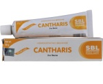 SBL Homeopathy Pomade Cantharis Gel for Burns and Scalds