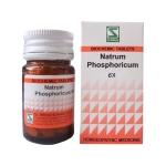 Schwabe Biochemics Tablets Natrum Phosphoricum 3x, 6x, 12x, 30x, 200x