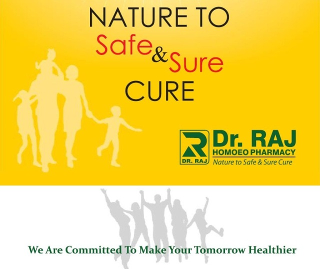 Dr.Raj Homoeo pharmacy products