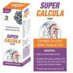 Dr Raj Super Calcula Syrup for Kidney Stones and UTIs