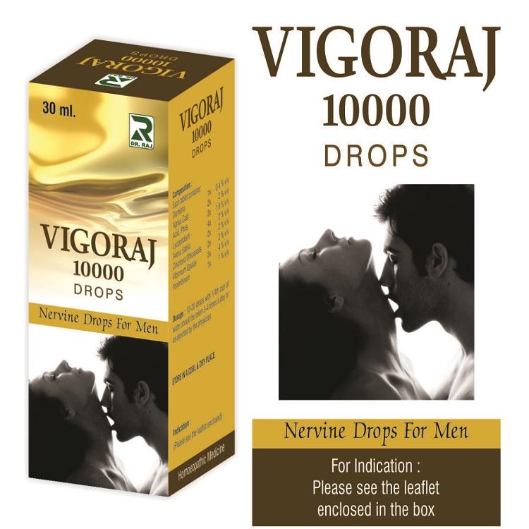 Homeopathy Vigour & Stregth Drops (medicine) for Men, Homeopathy Nervine medicine