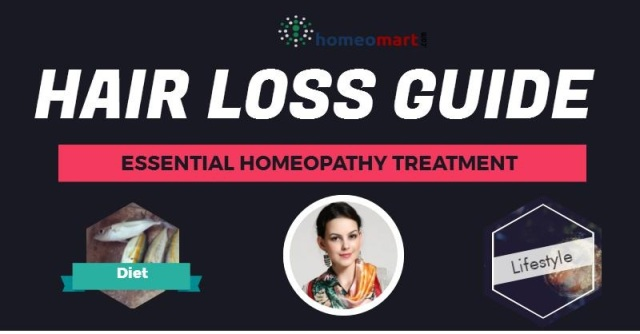 Hair Loss Treatment Guide in Homeopathy