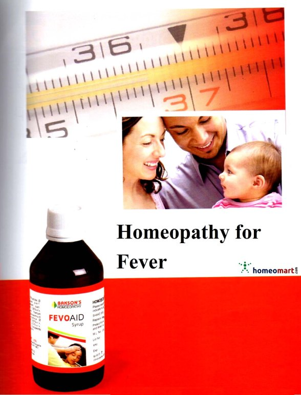 Homeopathy Fever Medicines, anti-pyretic drugs