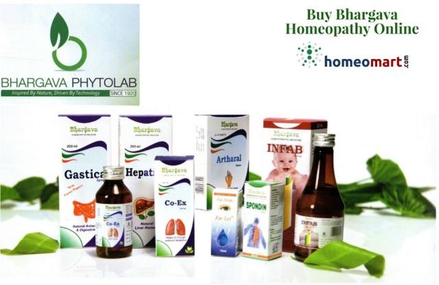 Bhargava Medicines and brand logo